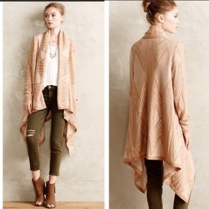 Anthropologie Moth Cafe Cardigan